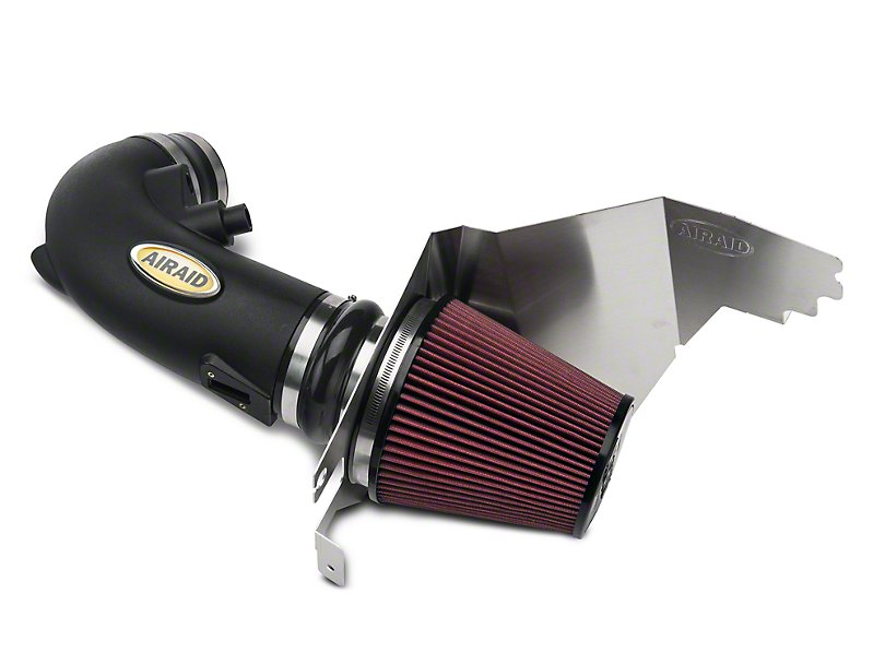 Airaid Race Cold Air Intake System w/ Track Day Filter (2015-2017 GT)