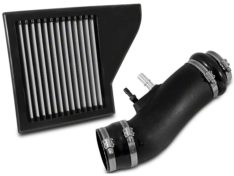 Airaid Jr Intake Tube Kit W/ SynthaFlow Oiled Filter (2011-2014 V6)