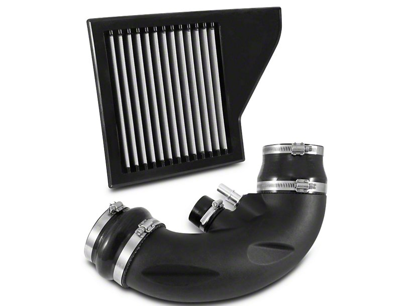 Airaid Jr Intake Tube Kit W/ SynthaFlow Oiled Filter (2011-2014 GT)