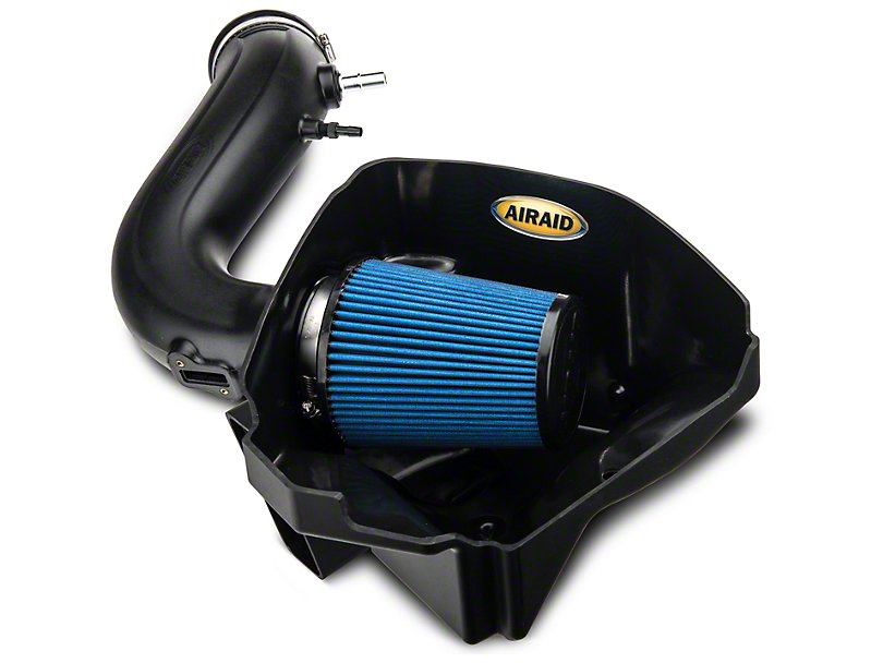 Airaid MXP Cold Air Intake  w/ SynthaMax Dry Filter (2011-2014 V6)