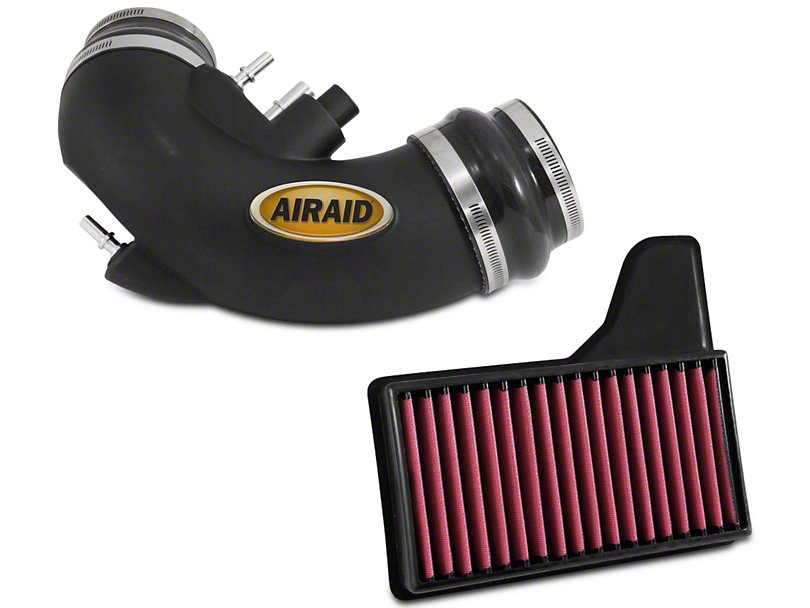 Airaid Jr Intake Tube Kit W/ SynthaMax Dry Filter (2015-2017 GT)