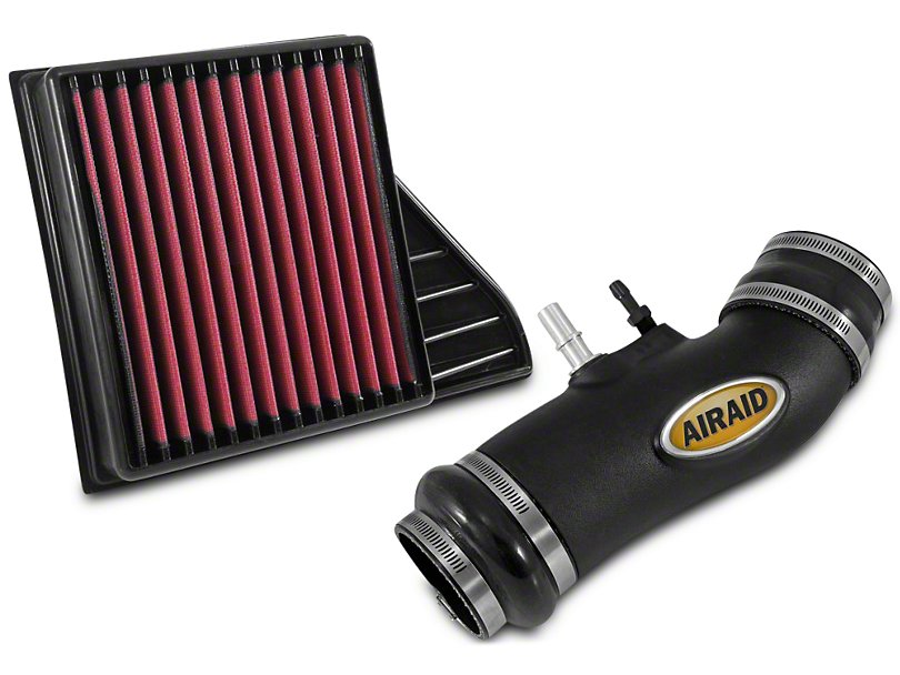 Airaid Jr Intake Tube Kit W/ SynthaMax Dry Filter (2011-2014 GT)