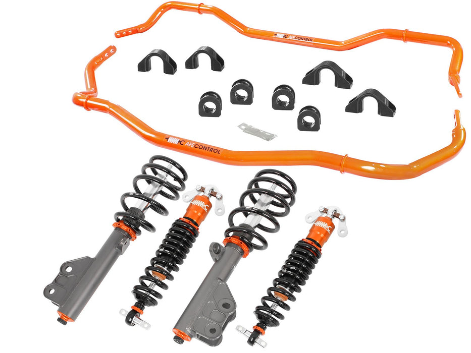 aFe Control Series Stage 2 Suspension Package (2015-2019 GT))