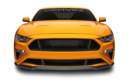 Cervini's C-Series Upper & Lower Grille Combo (2018-2019 GT/EcoBoost)