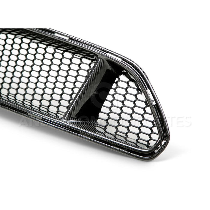 Anderson Composites Carbon Fiber Upper Grille (GT 2015-2017) - Lebanon Ford Performance Parts