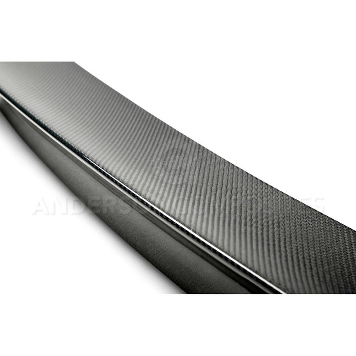Anderson Composites Carbon Fiber Type-ST Rear Spoiler (All 2005-2009) - Lebanon Ford Performance Parts