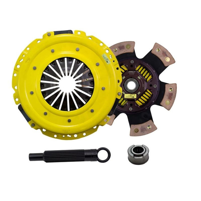 ACT 2011-2017 Ford Mustang V6 HD/Race Sprung 6 Pad Clutch Kit - Lebanon Ford Performance Parts