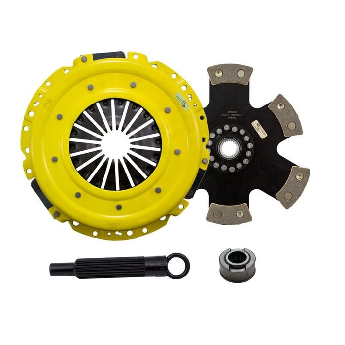 ACT 2005-2010 Ford Mustang GT HD/Race Rigid 6 Pad Clutch Kit - Lebanon Ford Performance Parts
