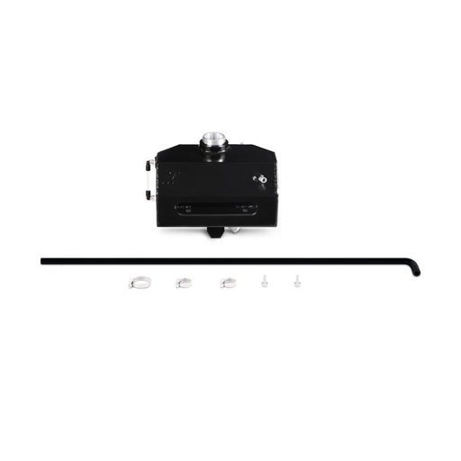 Mishimoto 2015+ Mustang Aluminum Coolant Expansion Tank - Black - Lebanon Ford Performance Parts