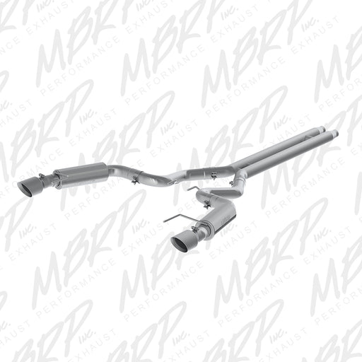 MBRP XP Series Race Cat-Back Exhaust (2015-2017 GT)