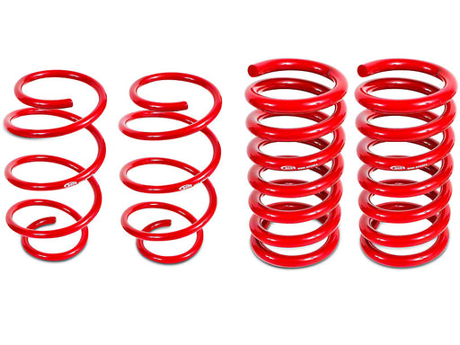 BMR 2015-2018 GT W/O MagneRide Lowering Springs - Drag - Lebanon Ford Performance Parts