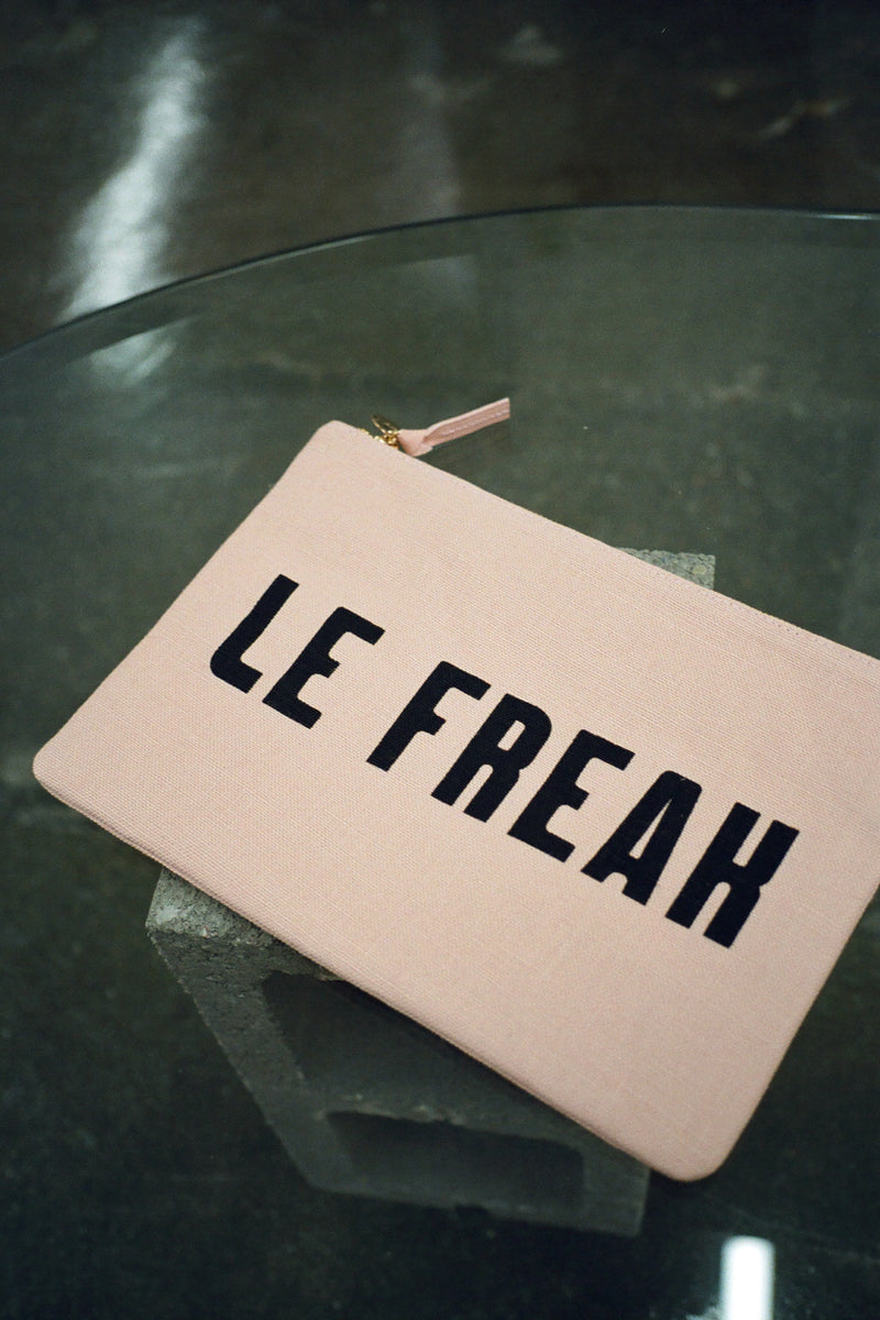 Flat Clutch - Le Freak / C'est Chic