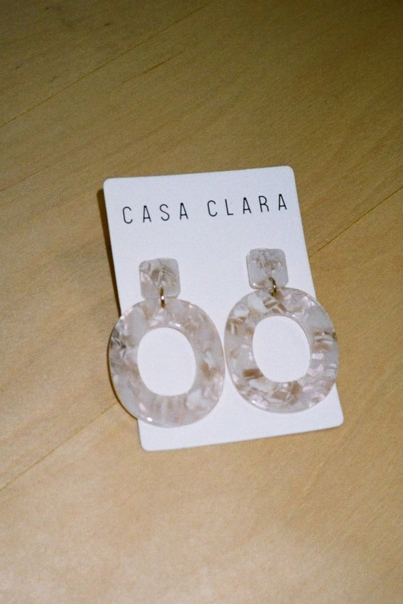 Ivana Earring - Cafe Torte