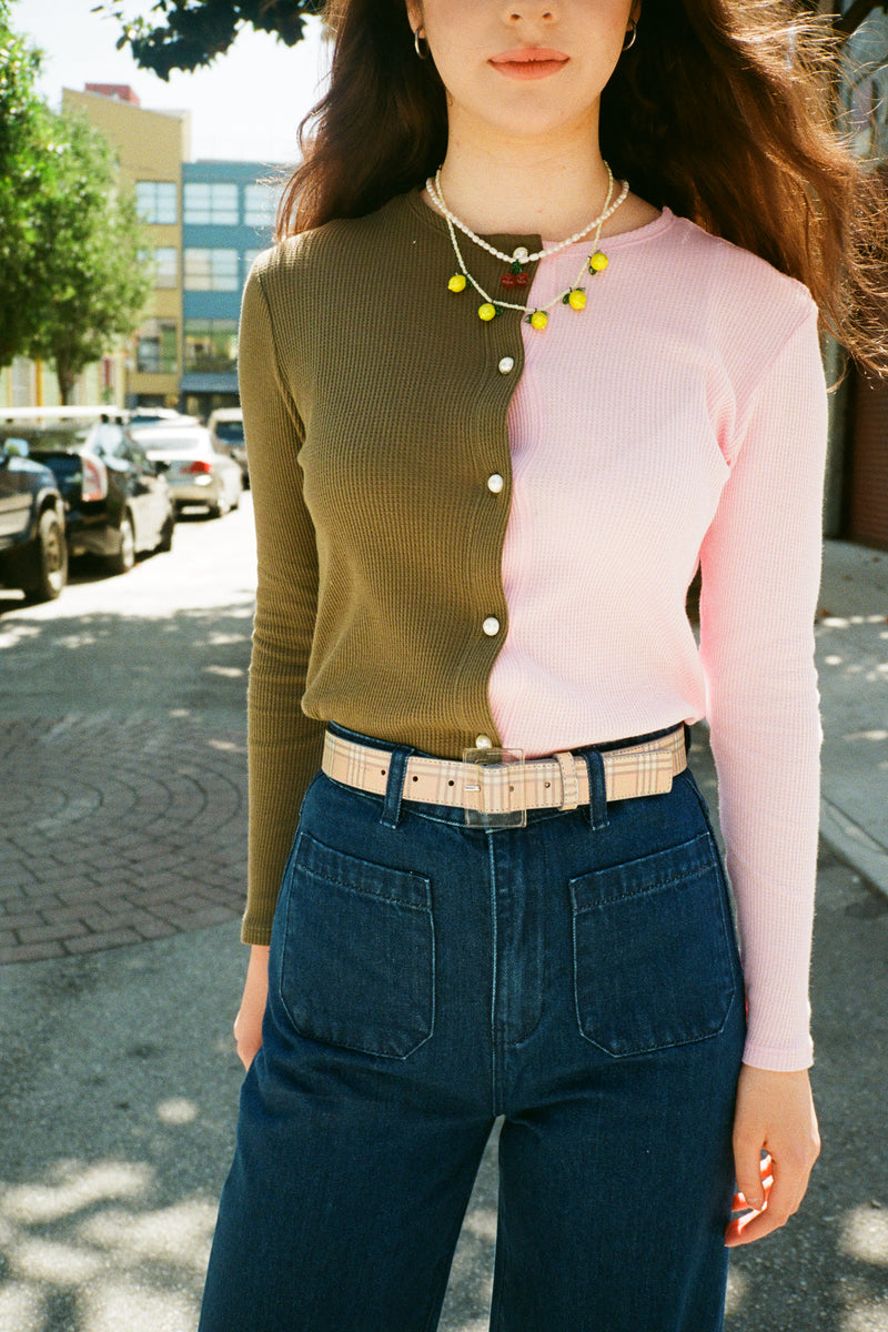 Soledad Belt - Honey