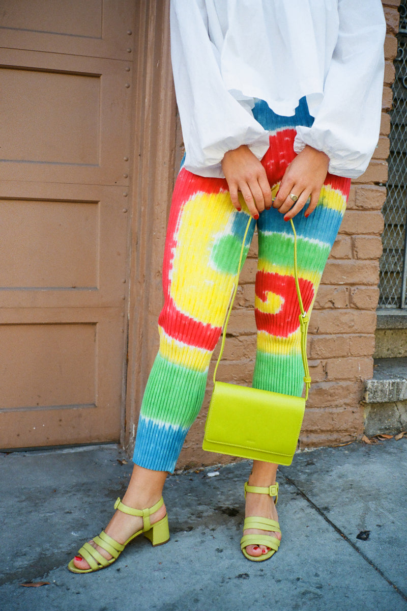 Sunlight Nonna Pants - Tie-Dye Rainbow