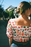 Toni Top - Fruit Print