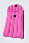 "Puffy Laptop Sleeve 16"" - Bright Pink"