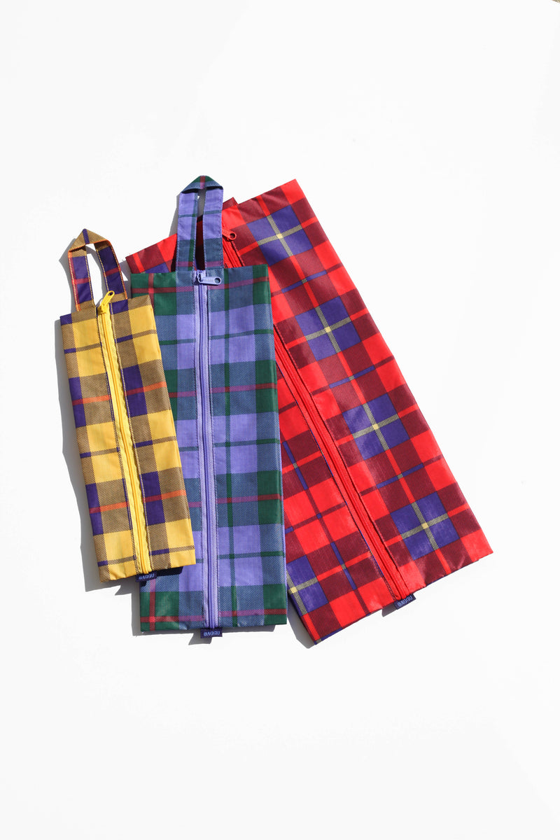 3D Zip Set - Tartans Set