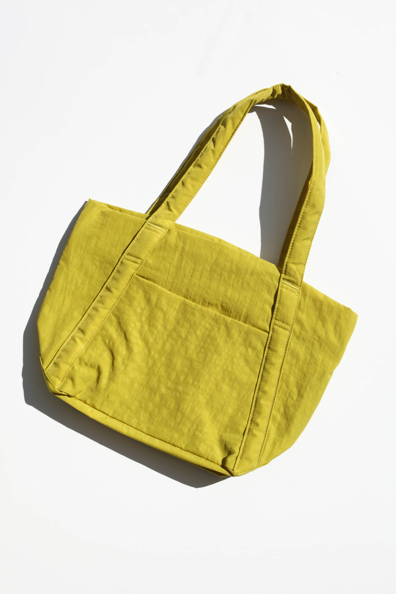 Mini Cloud Bag - Chartreuse