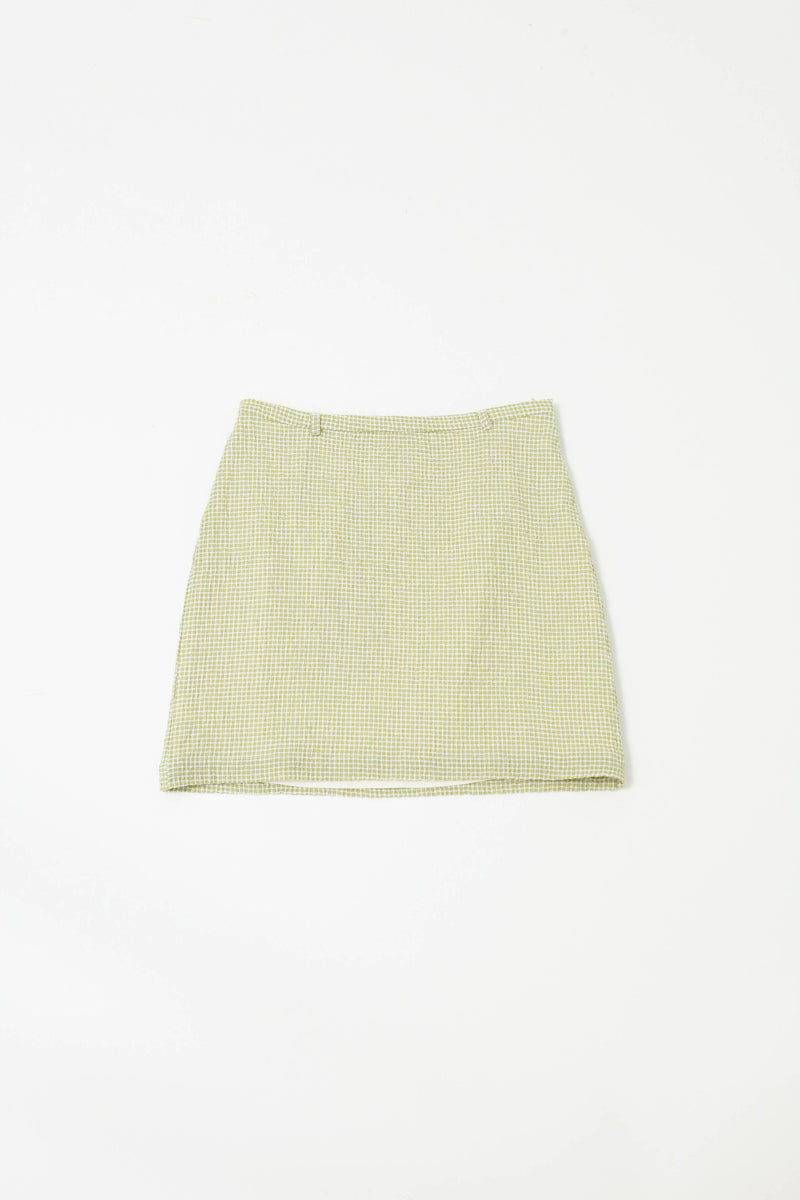 Bulgaria Skirt - Medium Green