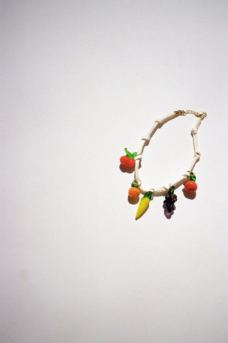 Fruit Salad Anklet - Multi