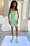 Maldives Dress - Green Happy Hawaii