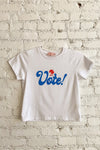 Gah! Vote Tee - White