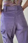 Relaxed Worker Pant - Ultraviolet