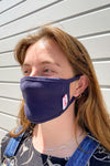 Knit Mask - Navy
