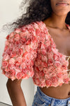 Blush Top - Rose