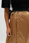 Capri Wrap Skirt - Cinnamon