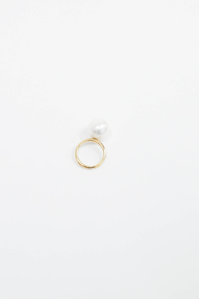 Lady's Pearl Ring - Pearl