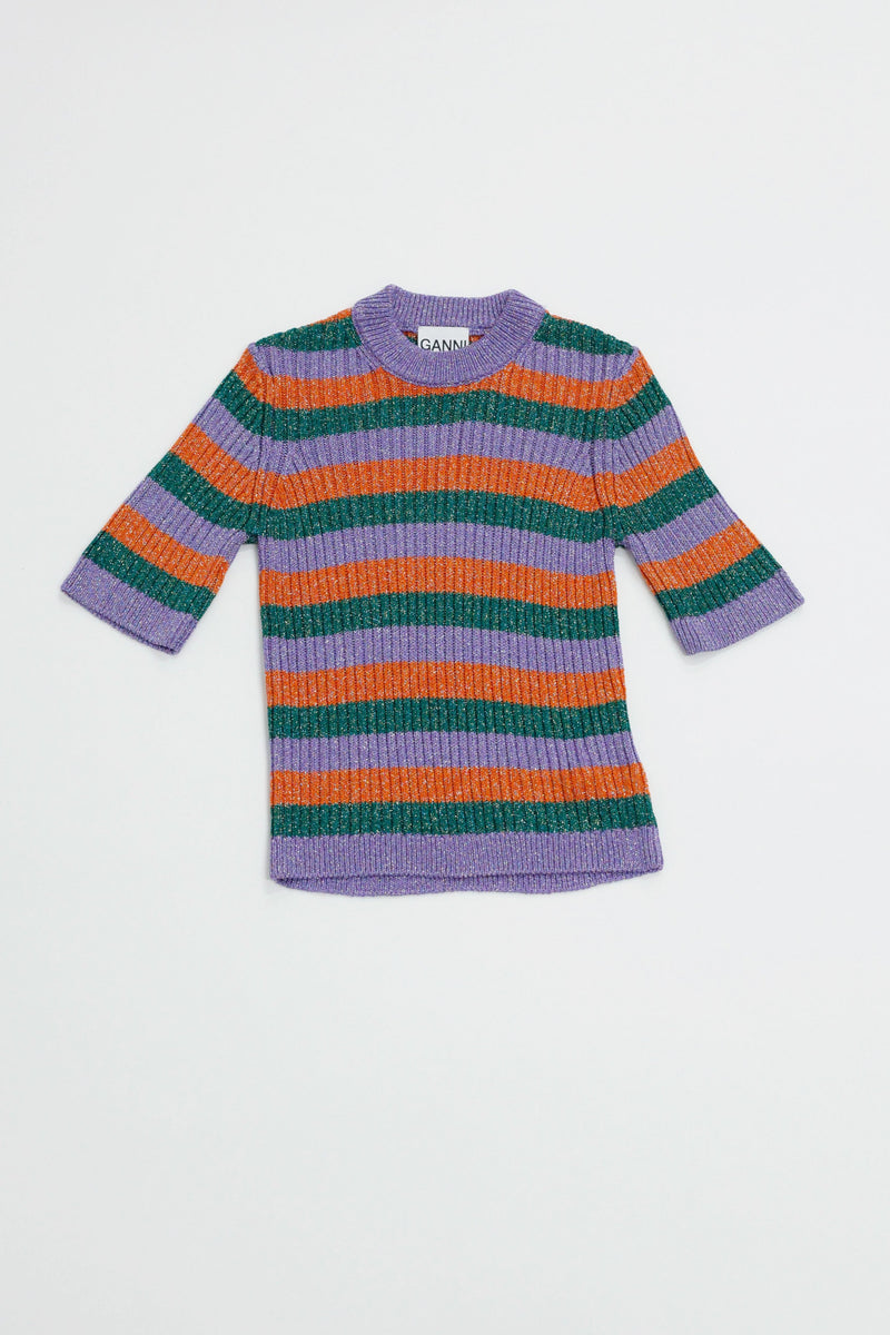 Adler Knit Top - Block Color
