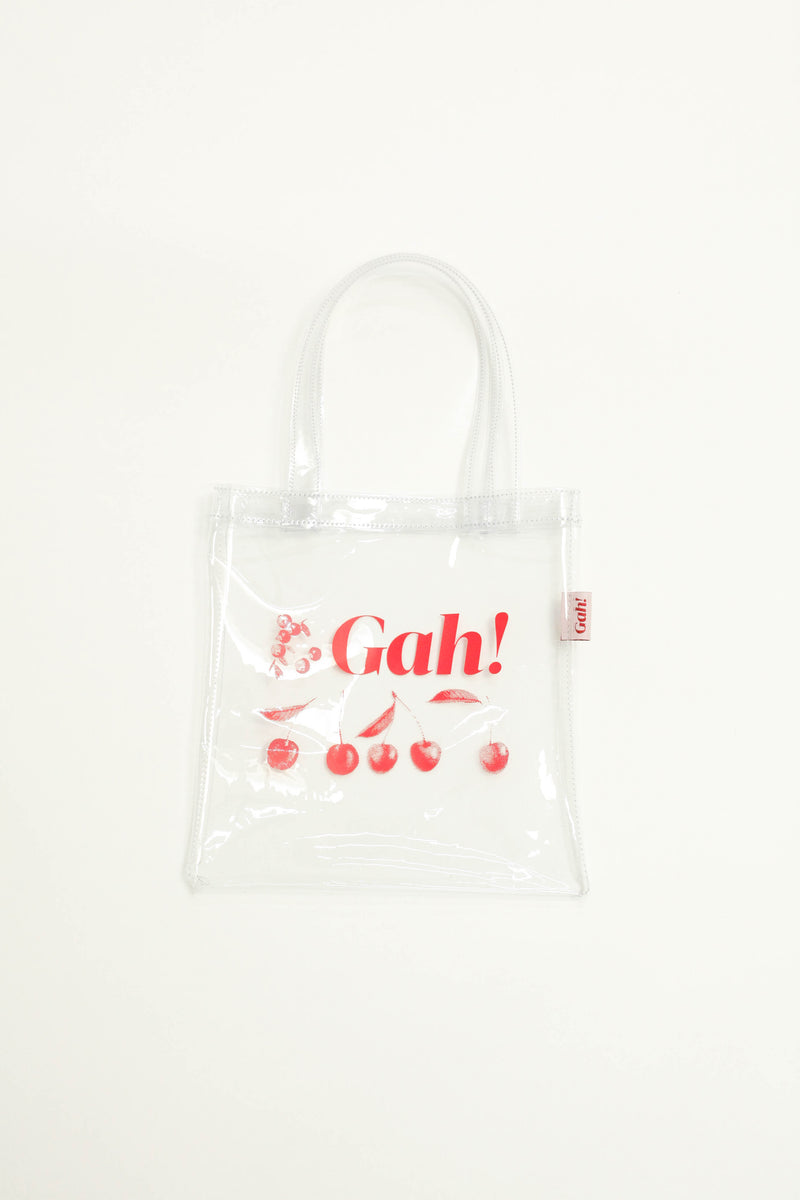 Gah! Mini Vinyl Tote - Fruit