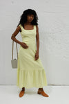 Laura Dress - Light Green