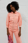 Dante Boiler Suite - Peach Cotton