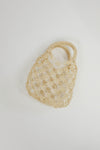Cesta Bag Small - Bone