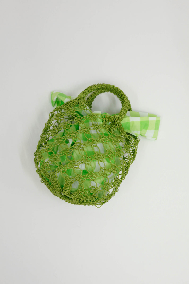 Cesta Bag Small - Green