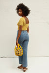Melinda Knit Top - Yellow