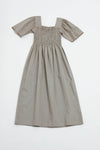 Toni Midi Dress - Putty