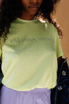 Souvenir Sparkle T-Shirt - Green/Yellow