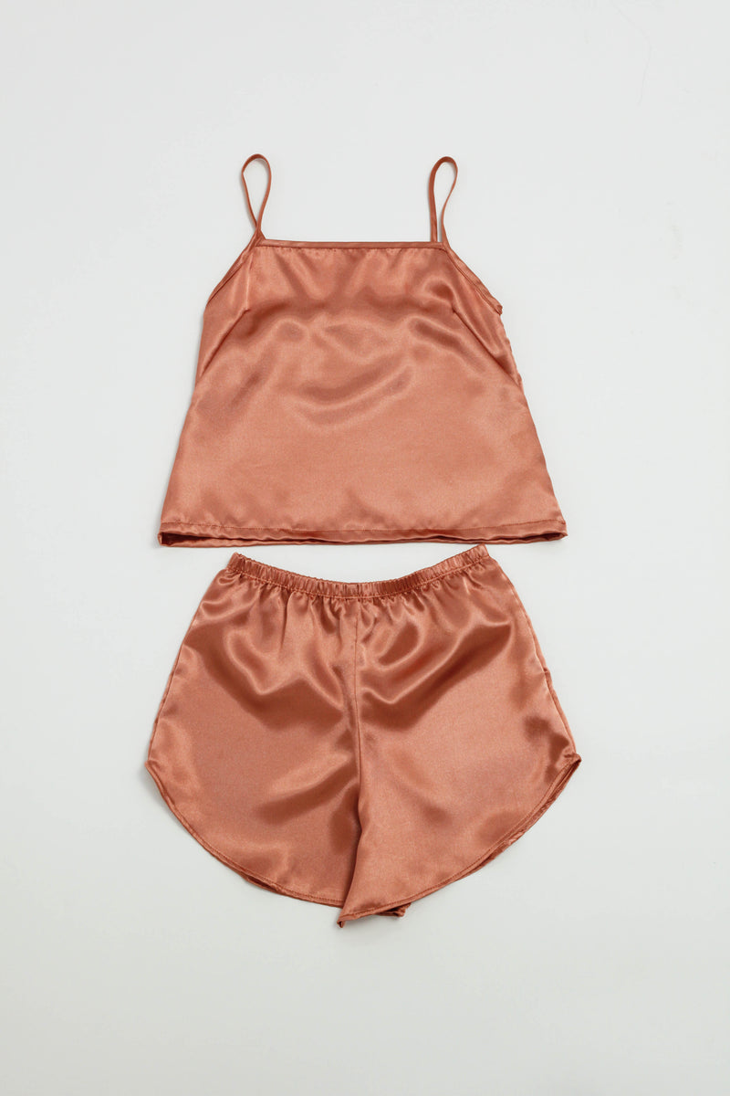 Tori Set - Rose Satin