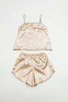 Tori Set - Champagne Satin