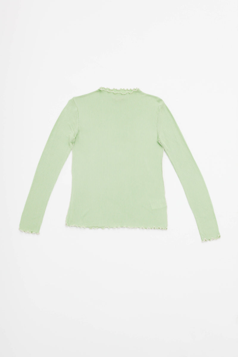 Soda Knit Top - Green
