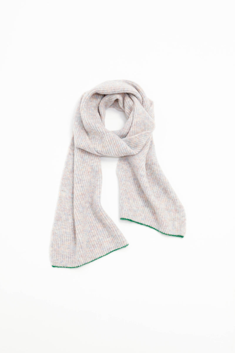 Plaza Scarf - White