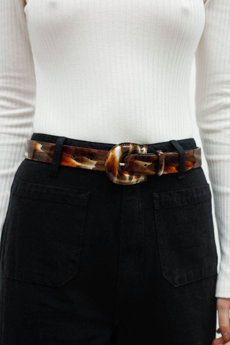 Bruno Belt - Caramel