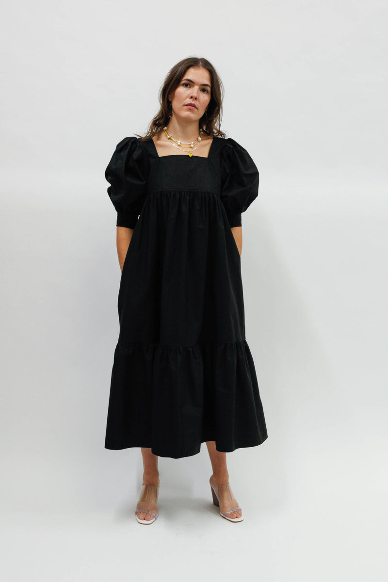 Yara Dress - Black