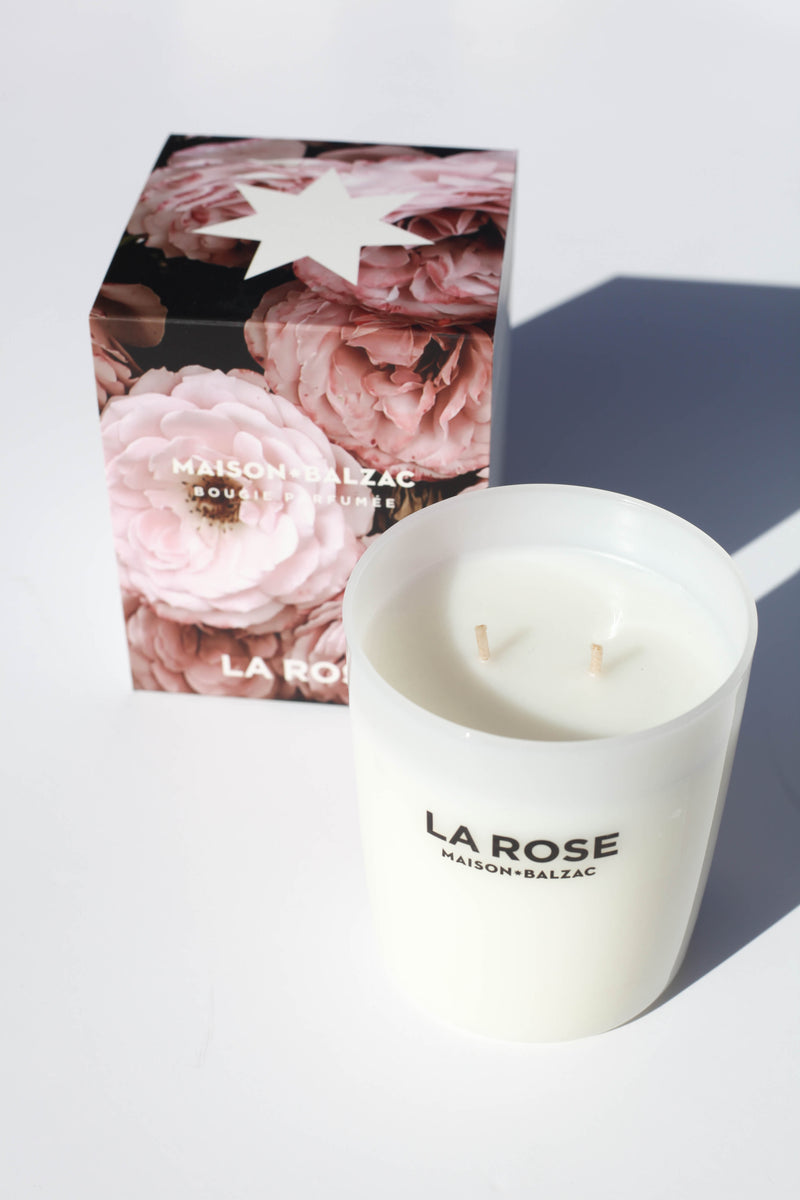 La Rose Candle - Large