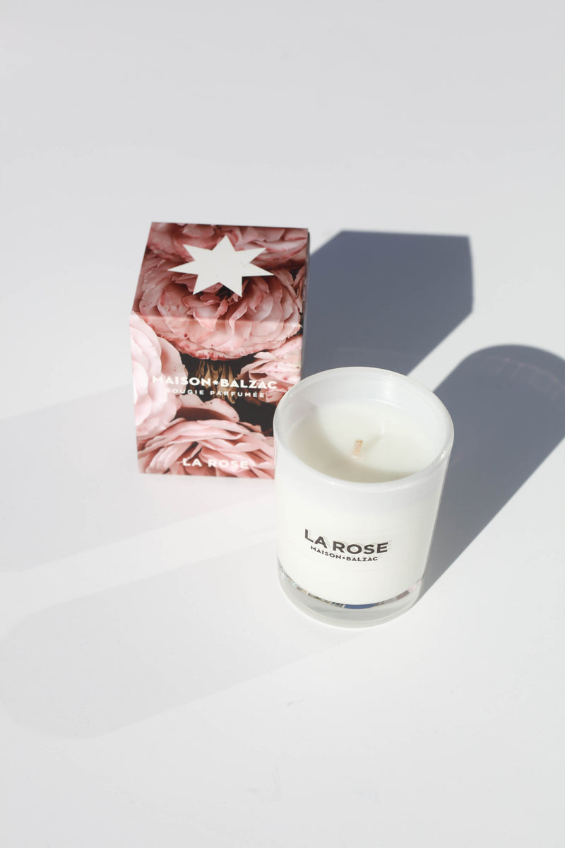 La Rose Candle - Mini