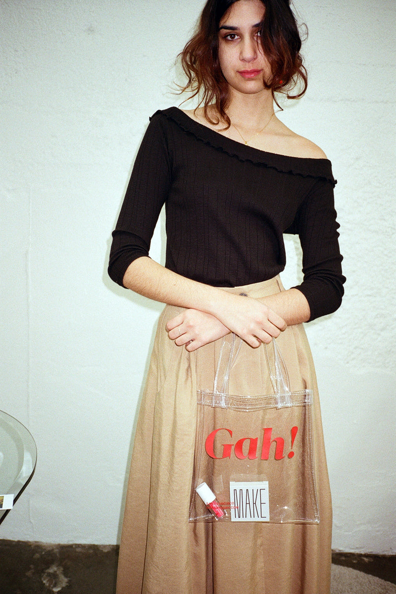 Tulay Skirt - Khaki